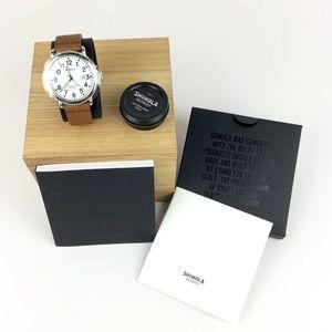 Shinola Runwell Argonite-705 Men's Watch